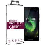 9H Tempered Glass Screen Protector for Nokia 2.1 - Clear